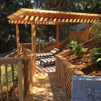 Second-Tier-Deck-Redwood-Pergola