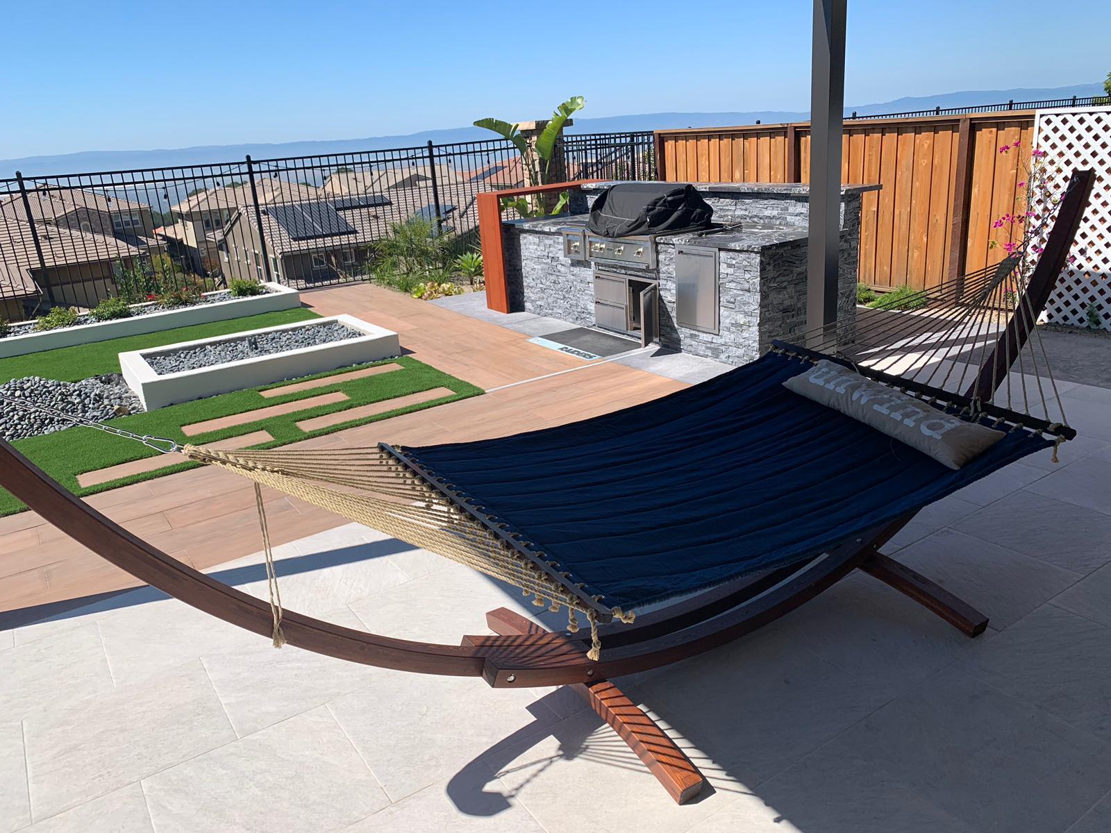 Complete Backyard Development